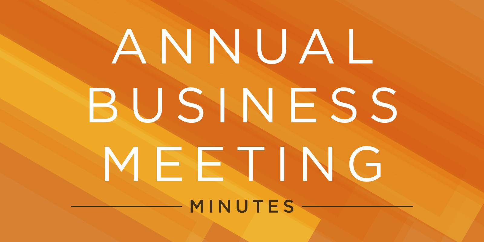annual-business-meeting-minutes